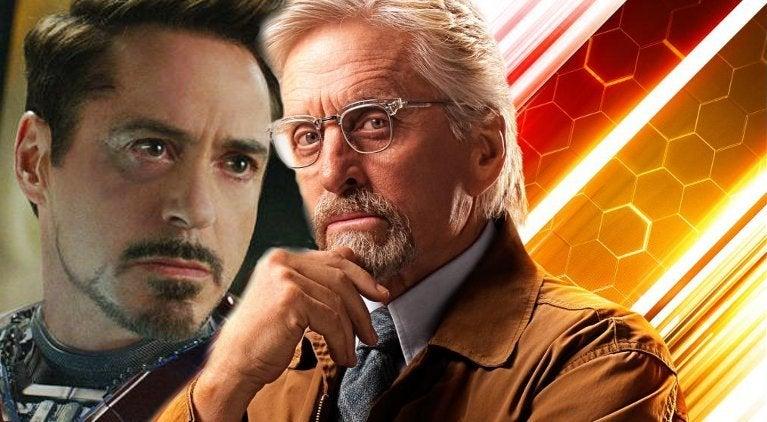 Tony Stark Hank Pym
