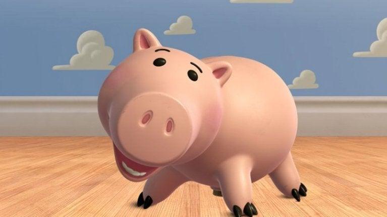 Toy Story Hamm