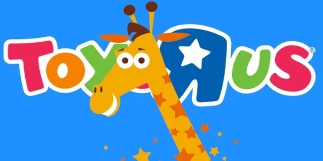 Toys R Us logo Geoffrey Giraffe ComicBookcom