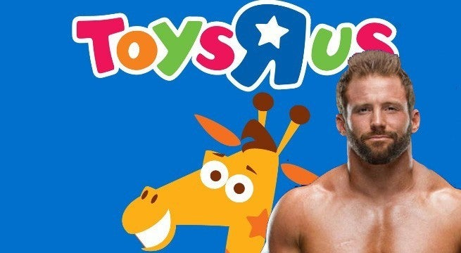 toys r us wwe zack ryder
