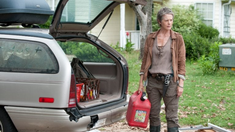 TWD Carol Indifference