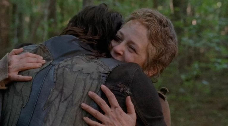 TWD No Sanctuary Carol Daryl