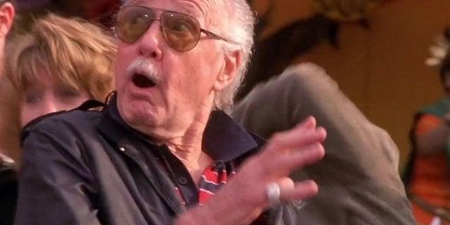 Two Gunmen Arrested Outside Stan Lee's Home (2018)