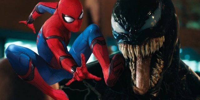 Venom Spider-Man movie