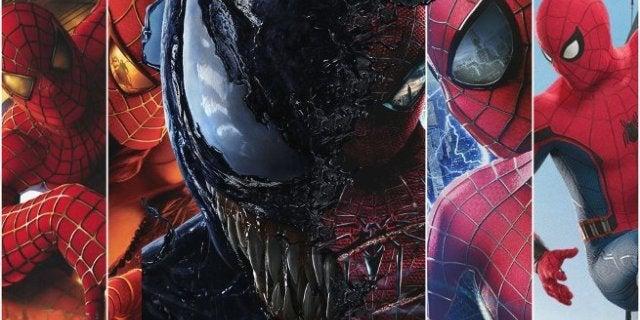 Venom Trailer Most Views Spider-Man Movies