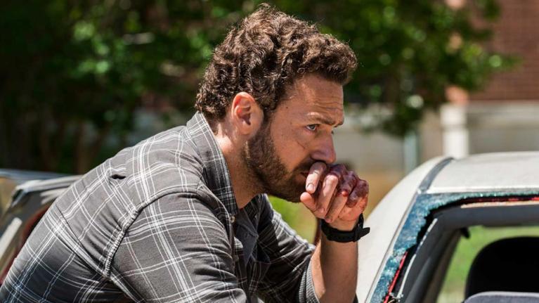 Walking Dead Aaron