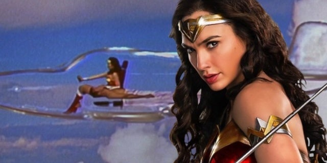 wonder woman 1984 invisible jet