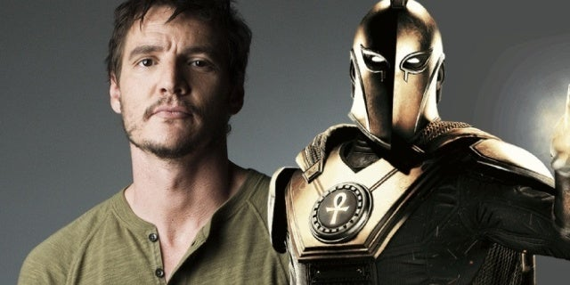 wonder woman 2 pedro pascal doctor fate