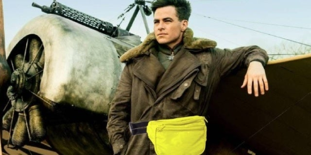 wonder woman 2 steve trevor fanny pack