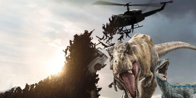World War Z 2 Jurassic World Fallen Kingdom