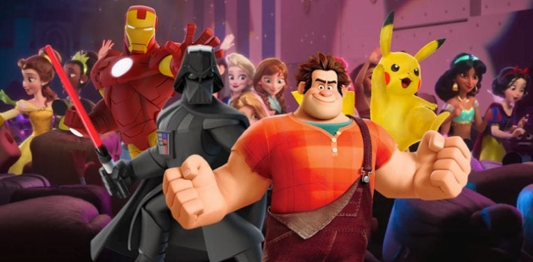 Wreck It Ralph 2 easter eggs ComicBookcom