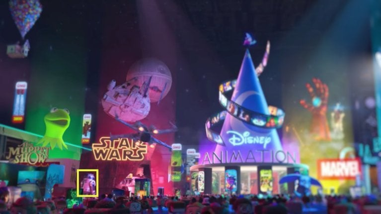 Wreck It Ralph Star Wars