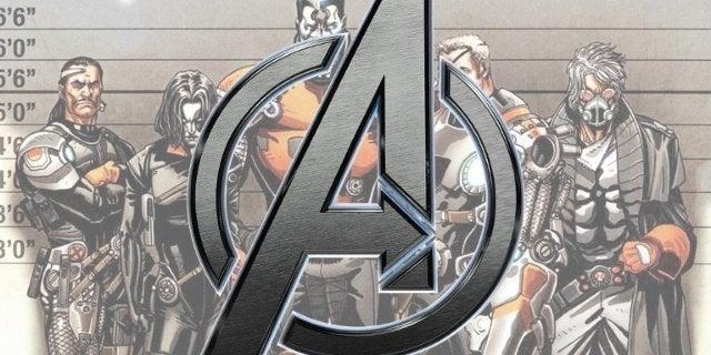 X-Force Avengers