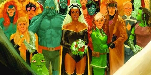 X-Men Gold Wedding