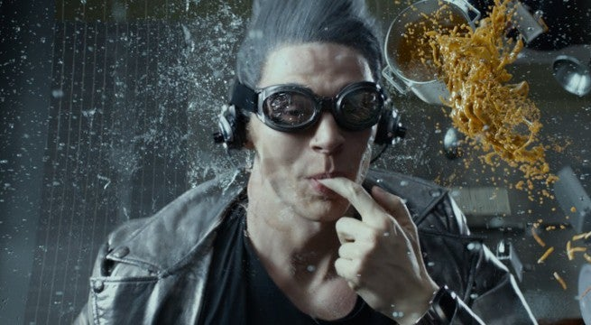 X-Men Quicksilver solo movie Evan Peters