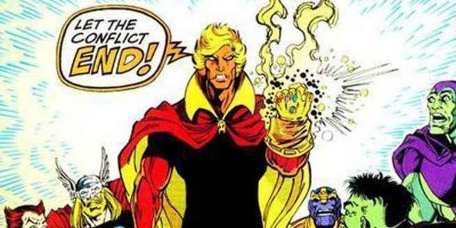 10 Superhero Roles for Tom Cruise - Adam Warlock