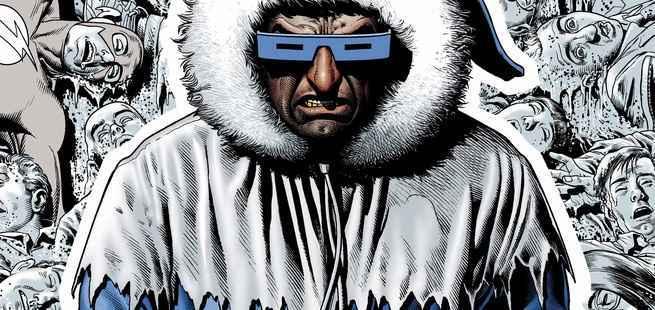10 Villains for Super Sons - Captain Cold