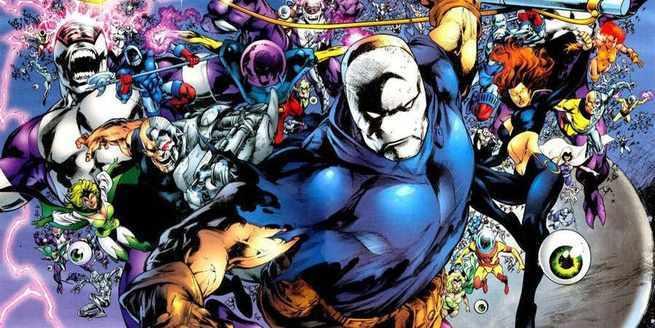 10 Villains for Super Sons - Fatal Five