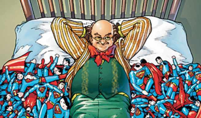 10 Villains for Super Sons - Toyman