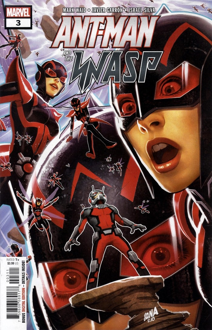 Ant-Man & The Wasp (2018) Issue 3