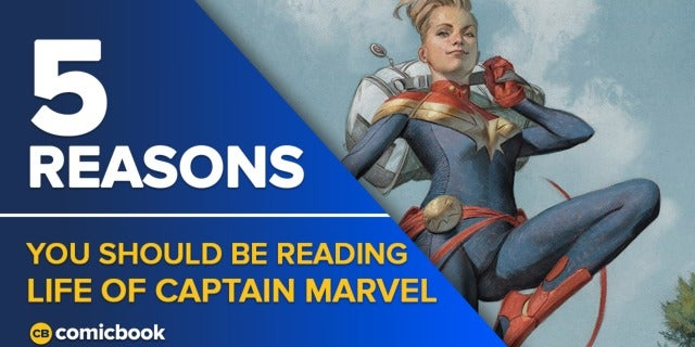 5 Reasons You Should Be Reading 'The Life of Captain Marvel' screen capture