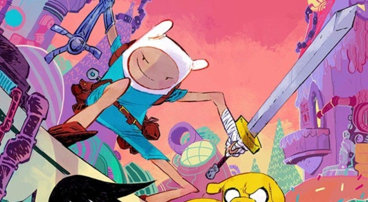'Adventure Time' Season 11 Is Coming to Comics