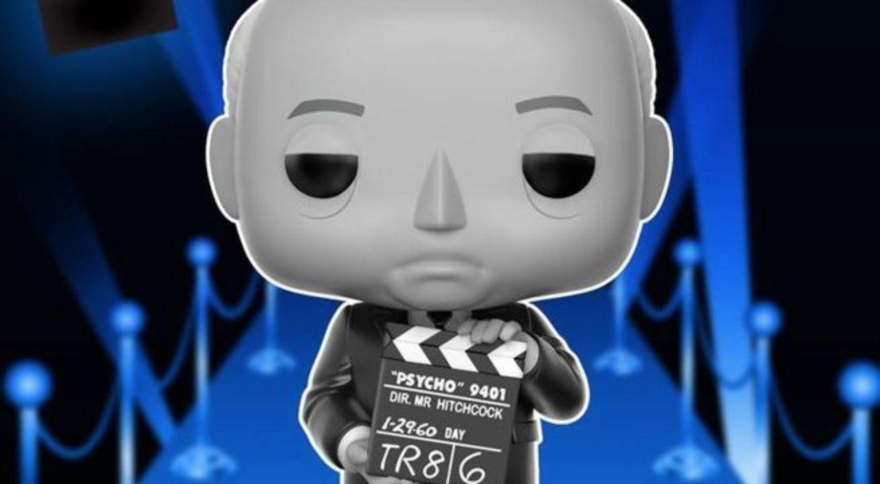 NEW !!! Director Alfred Hitchcock 624 Funko POP