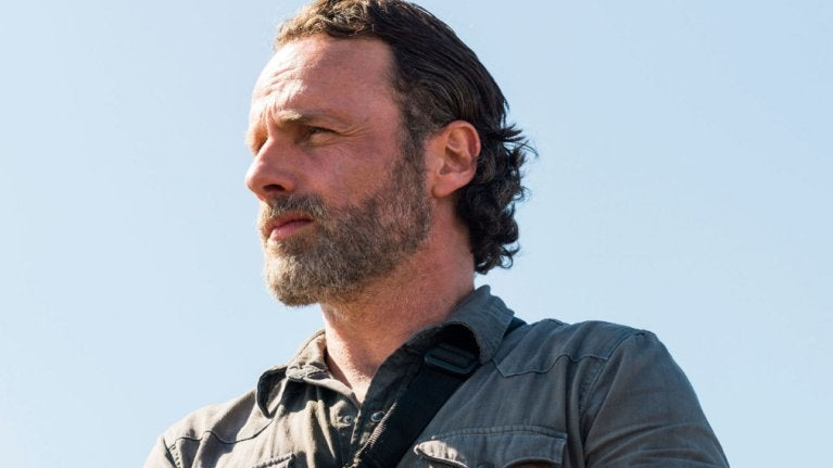 Andrew Lincoln Rick Grimes
