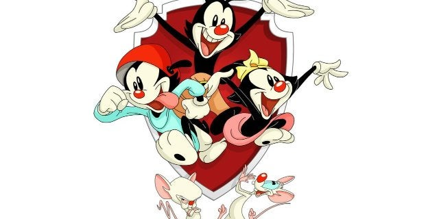 animaniacs reboot press