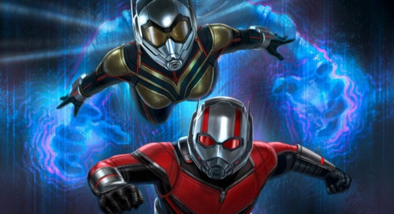Ant Man And The Wasp Theme Park Ride Revealed For Hong Kong Disneyland