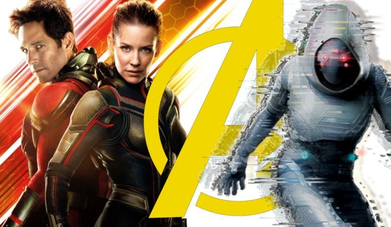 Ant-Man and the Wasp Avengers 4 comicbookcom