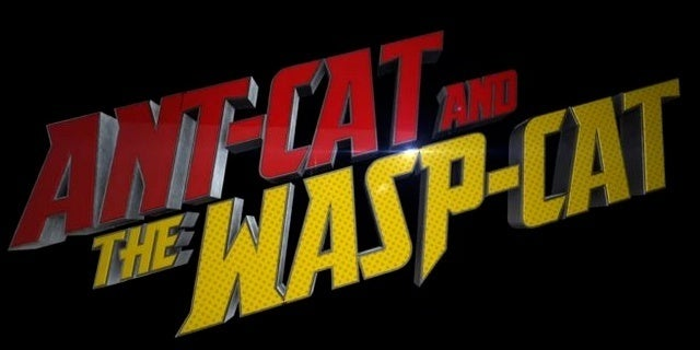 ant man and the wasp cat parody trailer