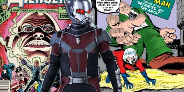 Ant-Man and the Wasp Egghead comicbookcom