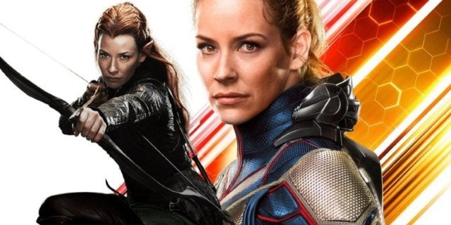 Ant-Man and the wasp Evangeline Lilly Tauriel