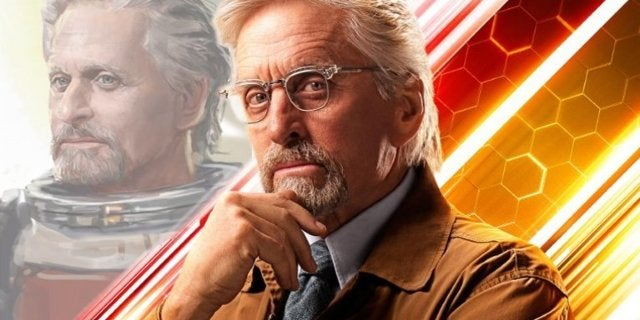 Ant-Man and the Wasp Hank Pym Suit Concept Art