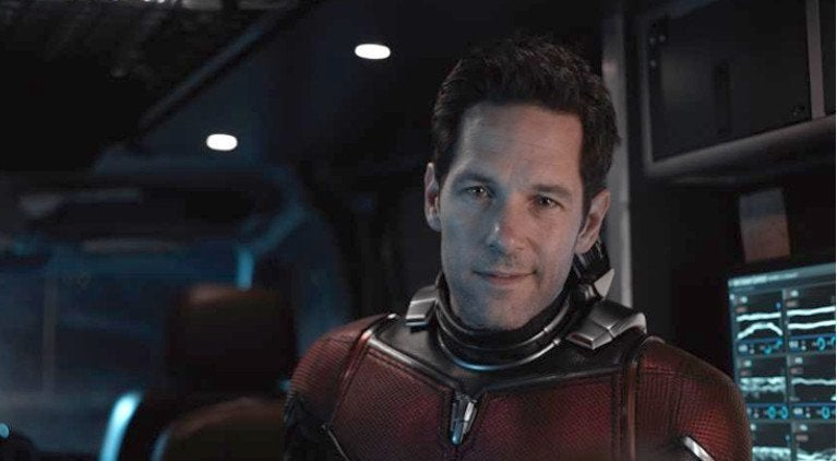 Ant-Man and the Wasp Scott Lang Paul Rudd