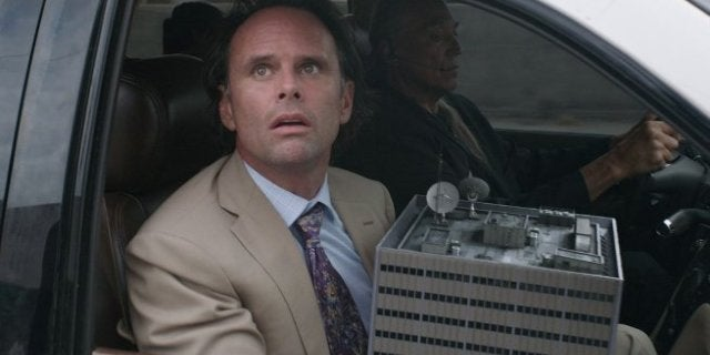 Ant-Man and the Wasp Who Was Sonny Burch Working For