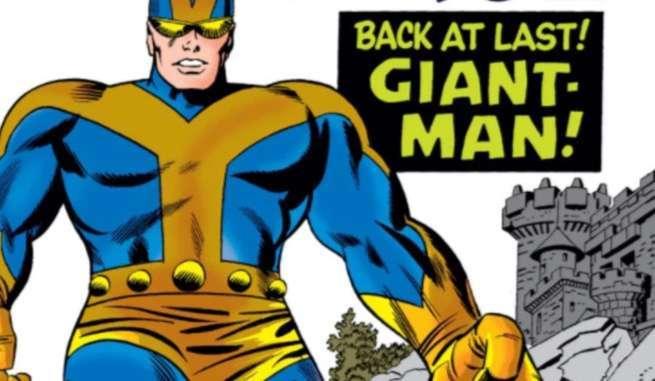 Ant-Man & The Wasp Comics - Avengers 28