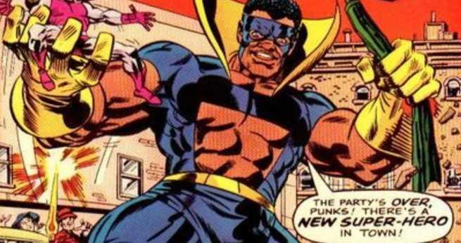 Ant-Man & The Wasp Comics - Black Goliath