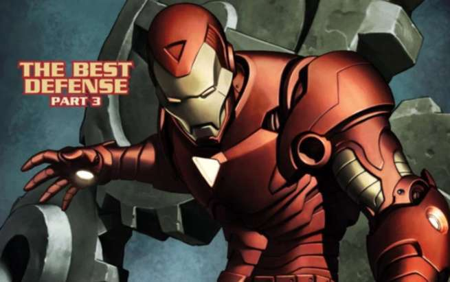 Ant-Man & The Wasp Comics - The Best Defense