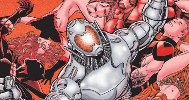 Ant-Man & The Wasp Comics - Ultron Unlimited