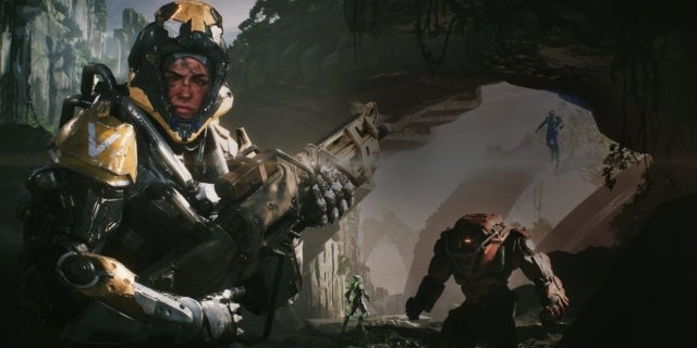 Anthem Co-Op Play, Customization, AI Support, and More Revealed