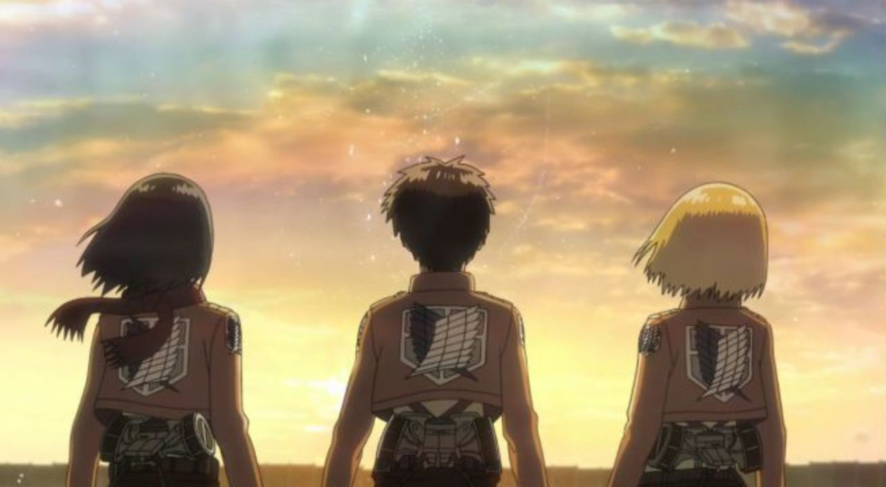 Watch Attack On Titans New Opening Here