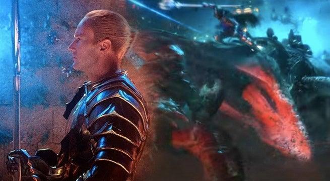 Aquaman-Movie-Orm-Tylosaur