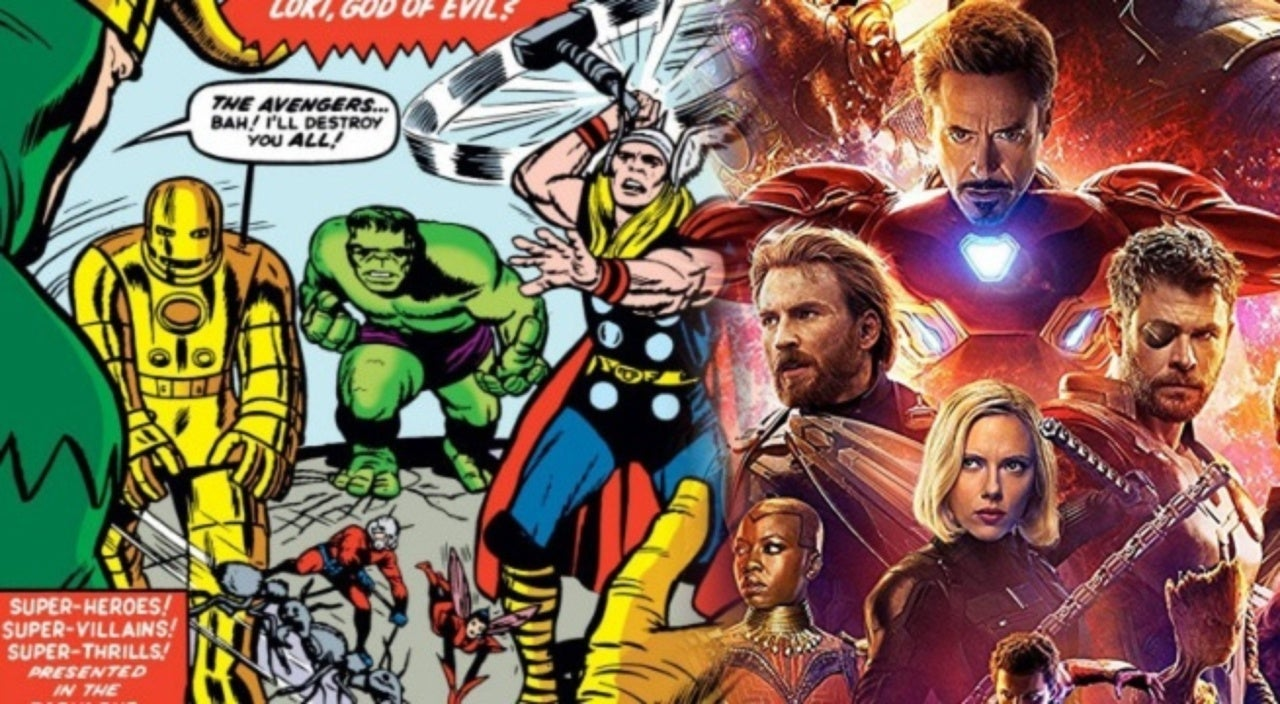 Fan Recreates Iconic Avengers #1 Cover With Marvel Cinematic Universe Stars