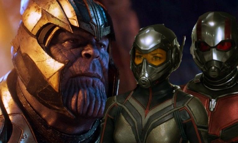Avengers Infinity War Ant Man Wasp comicbookcom