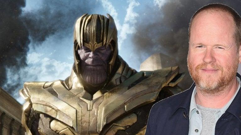 Avengers Infinity War Thanos Joss Whedon ComicBookcom