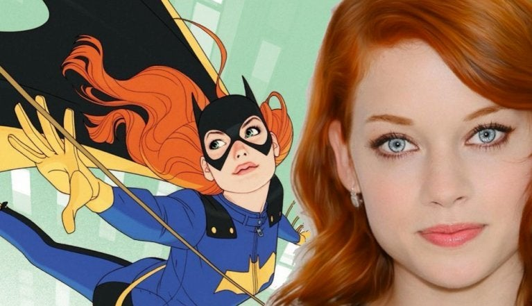 Batgirl Jane Levy comicbookcom