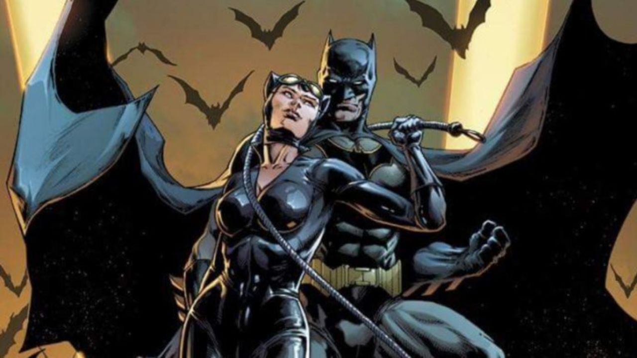 Did batman hook up with catwoman