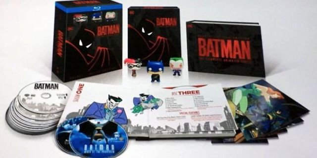 Save an Insane 45% On the 'Batman: The Complete Animated Series' Blu-ray Box Set